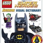 LEGO Batman Visual Dictionary DC Universe Super Heroes