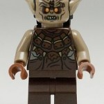 Mordor Orc LEGO Lord of the Rings Minifigure