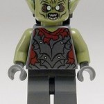 Moria Orc LEGO Lord of the Rings Minifigure