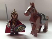 King Theoden LEGO Lord of the Rings Minifigure