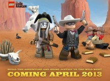 Lone Ranger LEGO Sets Preview