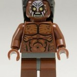 Lurtz LEGO Lord of the Rings Minifigure