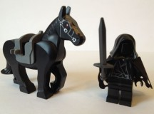 Ringwraith Lord of the Rings Minifigure