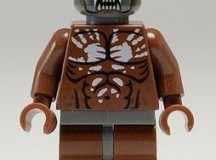 Uruk-hai Berserker Lord of the Rings Minifigure