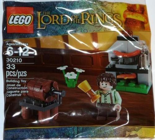 LEGO Frodo Cooking Corner Minifigure 30210