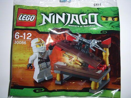 LEGO Ninjago Hidden Sword 30086