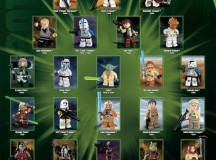 LEGO Star Wars 2013 Minifigures and Polybags