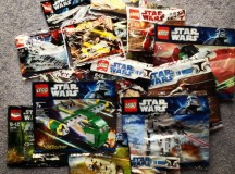 Star Wars Mini Build Sets