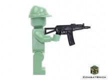 CombatBrick AKS-74U Russian Assault Carbine
