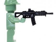 CombatBrick Modern Warfare Advanced Assault Rifle