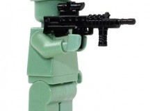 CombatBrick Modern Warfare L85A2 British Assault Rifle
