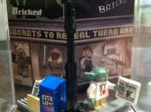 LEGO New York Toy Fair 2013 Exclusive Yoda Minifigure