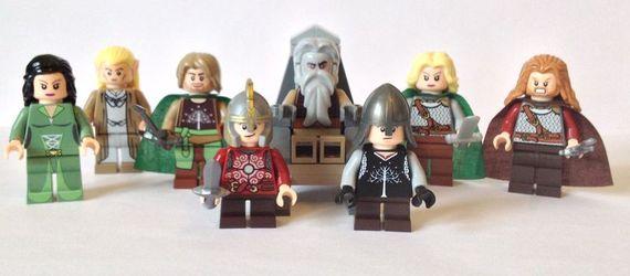 LOTR Custom Minifigures - Minifigures.co.uk