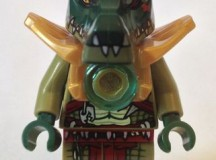Cragger LEGO Legends of Chima Minifigure
