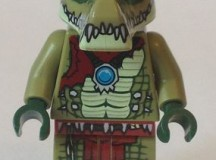 Crawley LEGO Legends of Chima Minifigure