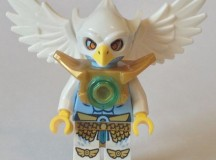 Ewar LEGO Legends of Chima Minifigure