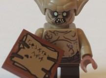 Goblin Scribe LEGO The Hobbit Minifigure