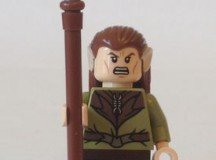 Mirkwood Elf Guard LEGO The Hobbit Minifigure