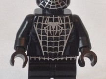 Evil SpiderMan Christo Custom Minifigure
