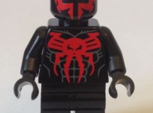 Spiderman Edge Of Time Christo Custom Minifigure