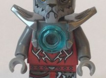 Wakz LEGO Legends of Chima Minifigure