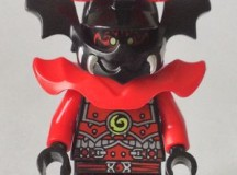 Warrior LEGO Ninjago Minifigure