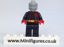 Hush Christo Custom Minifigure