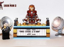Tuminio Custom Iron Man Minifigures