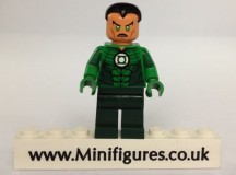 Sinestro Christo Custom Minifigure