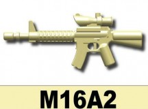 Minifig.Cat M16A2 Rifle