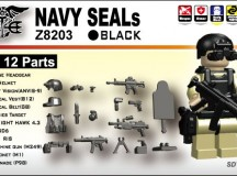 Minifig.Cat Navy Seals