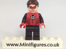 Red Lantern Green Pea Toys Custom Minifigure