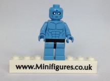 Doctor Manhattan Christo Custom Minifigure
