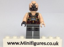 Bane TDKR Christo Custom Minifigure