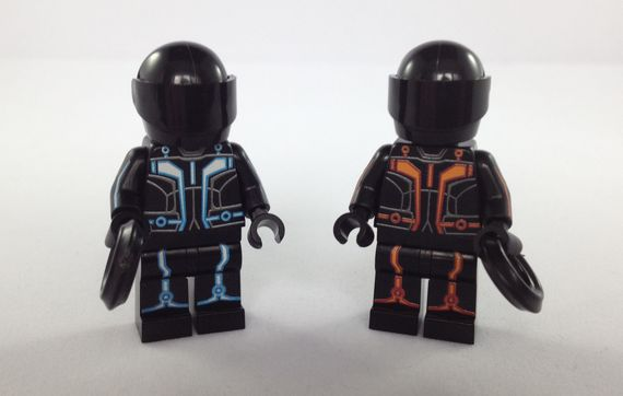 Brick Moc Grid User and Grid Program Custom Minifigure Review