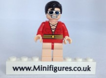 Plastic Man Christo Custom Minifigure