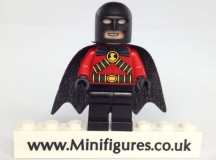 Red Robin Christo Custom Minifigure