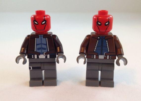 Red Hood Custom Minifigure Video Review
