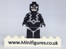 Black Bolt NACM Custom Minifigure