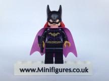 LEGO DC Comics Super Heroes Batgirl Minifigure Video Review