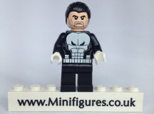 Punisher Custom Minifigure