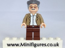 Stan Lee Christo Custom Minifigure