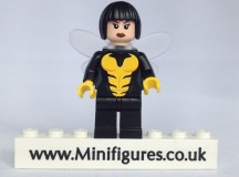 The Wasp NACM Custom Minifigure