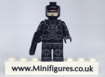 Enhanced Police Suit Brick Moc Custom Minifigure