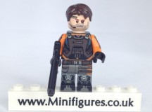 Head Hunter Brick Moc Custom Minifigure