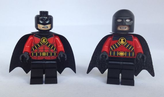 Red Robin Custom Minifigures Review