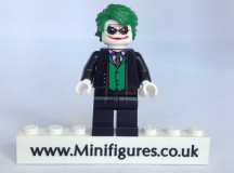 Black Joker Christo Custom Minifigure