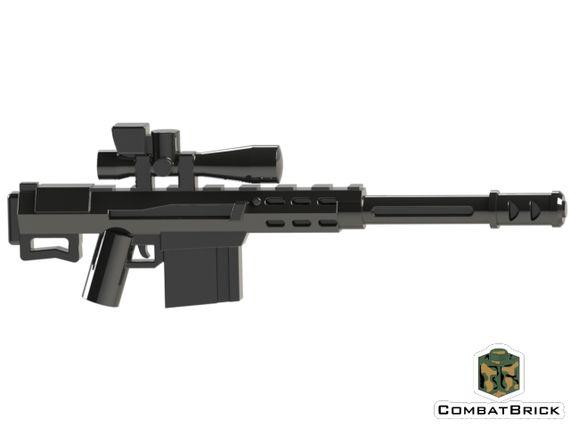 CombatBrick Anti-Anything Heavy Caliber Sniper Rifle Fifty