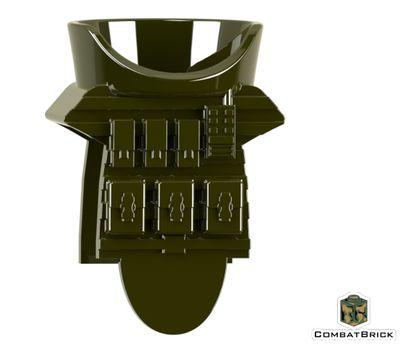 CombatBrick Juggernaut Body Armor Military Green