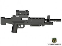 CombatBrick M249 SAW Light Machine Gun